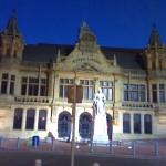 P.E public library-1901