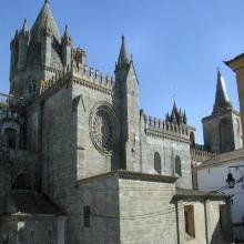 Sá Catedral de Évora