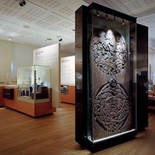 Sala del Museo Nacional de Islandia