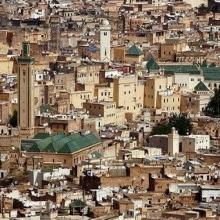 La intrincada medina de Fez