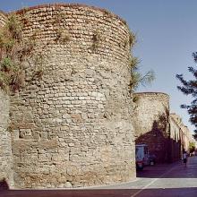 """Las torres de la muralla se llaman """"cubos"""""""