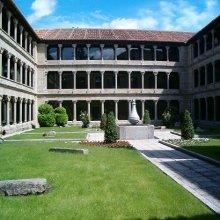 Claustro del monasterio de Santa Ana