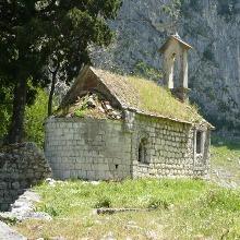 La ermita de Sveti Đorđe