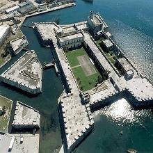 El castillo de San Juan de Ulúa