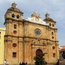 Iglesia y convento de san Pedro Claver - Foto de Ronald Bellorin - Flickr
