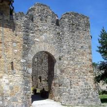 Rocca de Montestaffoli. Foto de MarkusMark - Panoramio