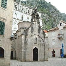 La iglesia de San Lucas