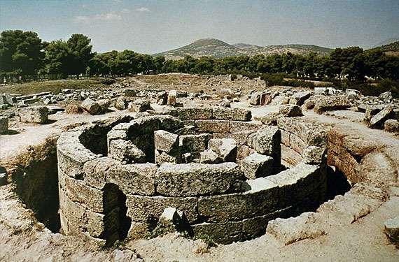 Asentamiento de Choirokoitia. Foto de www.willgoto.com
