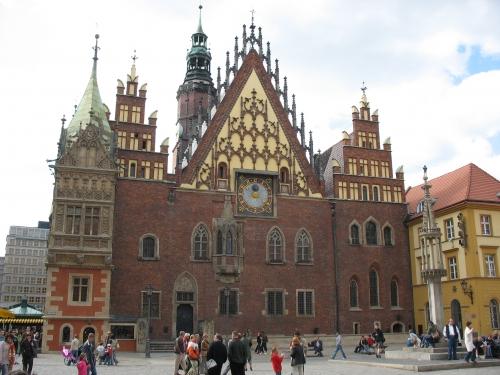 Ayuntamiento de Breslavia. Foto de milkandmonsters - Flickr.
