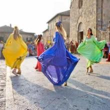 Bailes medievales - Valerio Perini