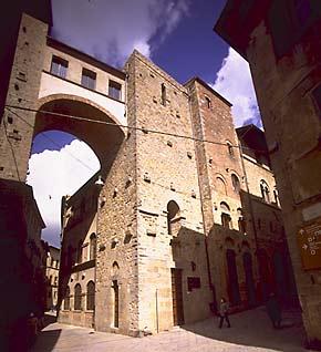 Volterra, en la Toscana