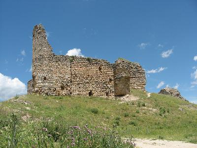 Castillo de Cogolludo. Foto de mundochurrillo - Flickr.