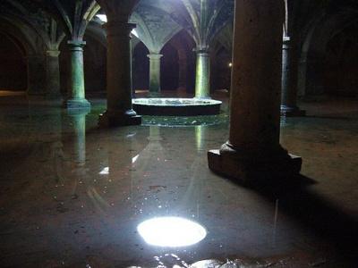 Cisterna de Mazagán. Foto de Blanco Valente - Flickr