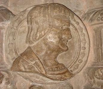 Efigie de Juan de Castillo