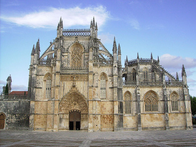Monasterio de Batalha.
