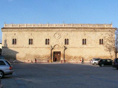 Palacio de los duques de Medinaceli.
