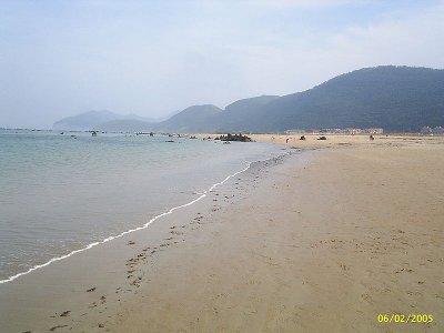 Playa de Trengandin en Noja