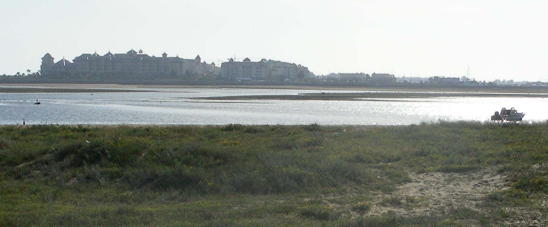 Playa en Punta del Moral