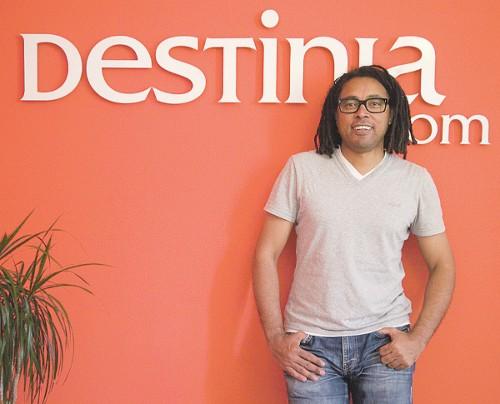 El diario 'elEconomista' entrevista a Amuda Goueli, consejero delegado de Destinia.com 2