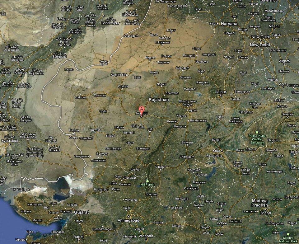 Umaid Bhavan: un palacio del siglo XX para un marajá de los viejos tiempos 5