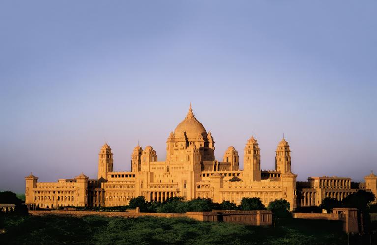 Umaid Bhavan: un palacio del siglo XX para un marajá de los viejos tiempos 2