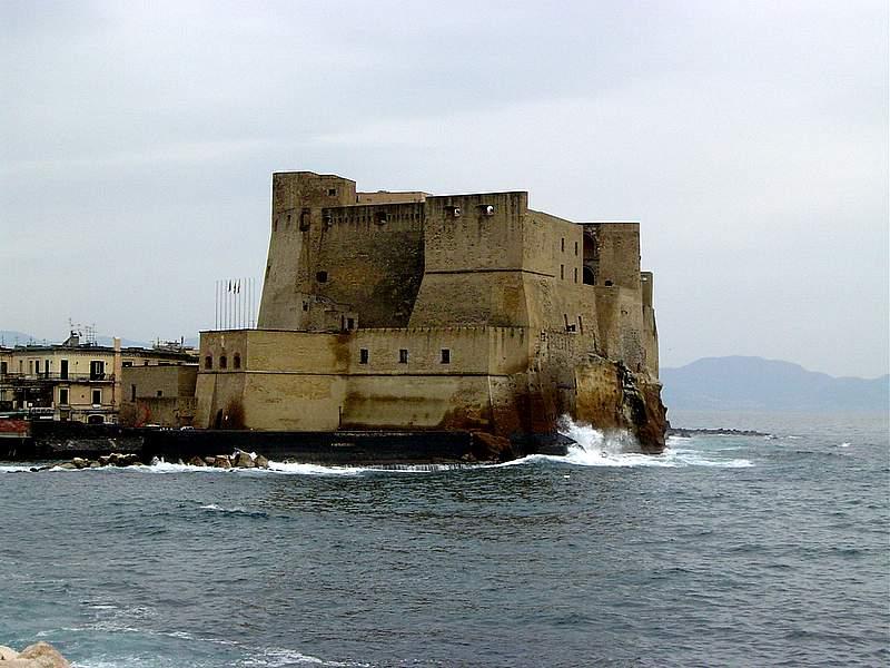 Napoli-casteldell'ovo