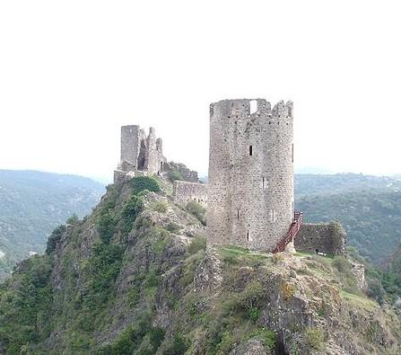Castillos de Lastours