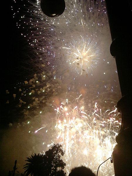 Disfruta del puente de San José en Valencia, a la luz del fuego mágico de las Fallas 3