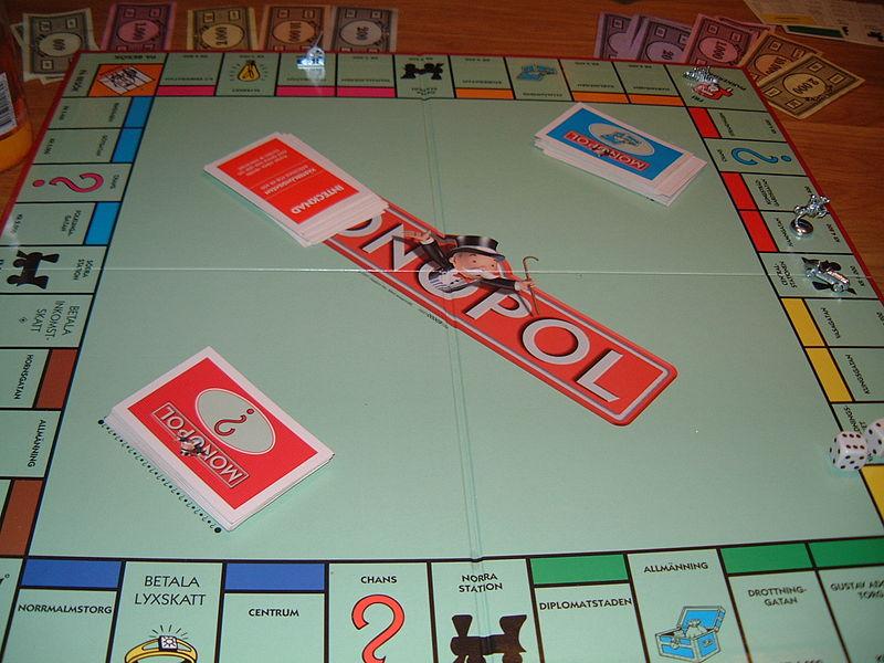 Una localidad italiana con nombre de juego de mesa: Monopoli 3
