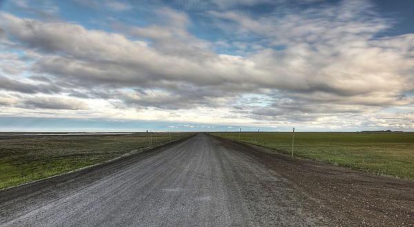 La autopista de hielo de Alaska: la «James W. Dalton Highway», o simplemente «Dalton Highway» 3