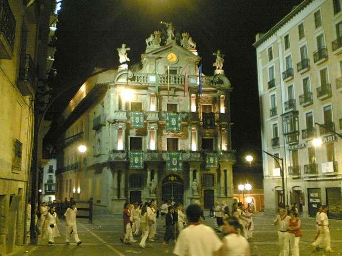 Mairie_Pamplona