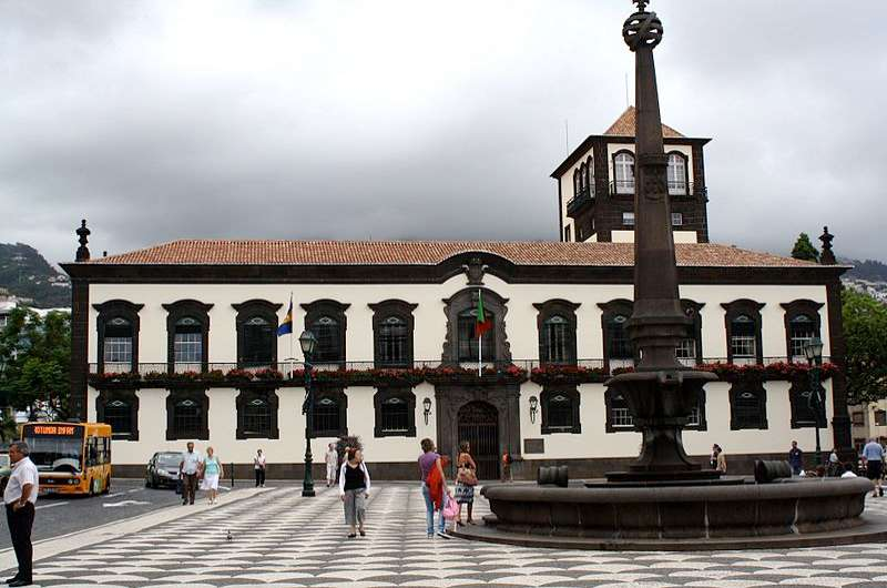 Funchal_-_City_Hall