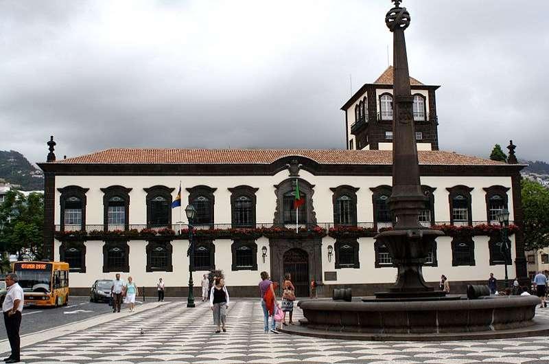 Funchal_-_City_Hall