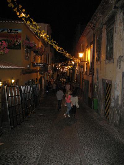 Guía de viajes a Madeira (IV). Ocio nocturno y gastronomía en Funchal 3