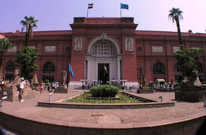 Museo de Antigüedades Egipcias o Museo de El Cairo