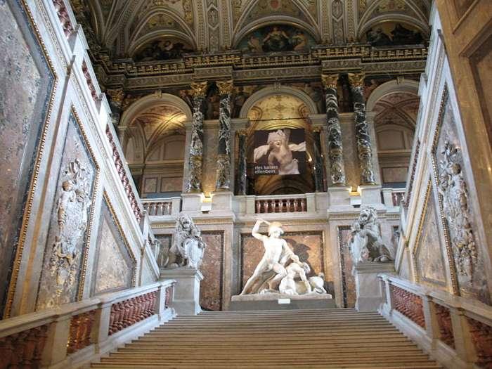 Museo Kunsthistorisches, Viena
