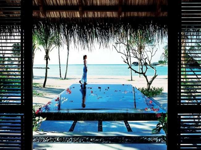 Hotel One&Only, en Reethi Rah (Maldivas)