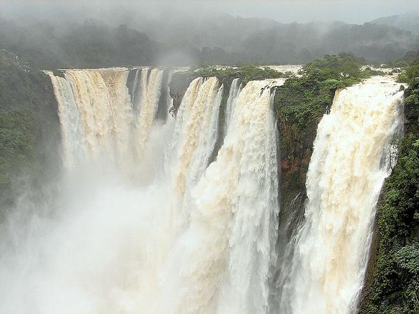Cataratas Jog, Karnataka, India