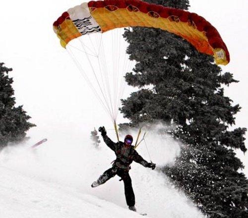 Deportes de nieve poco convencionales 2