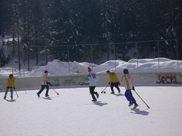Deportes de nieve poco convencionales 4