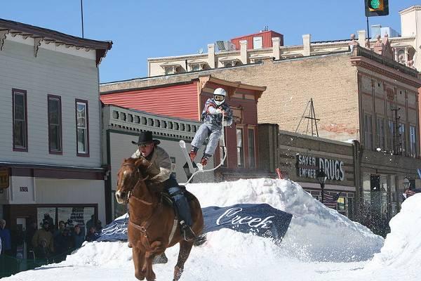 Deportes de nieve poco convencionales 8