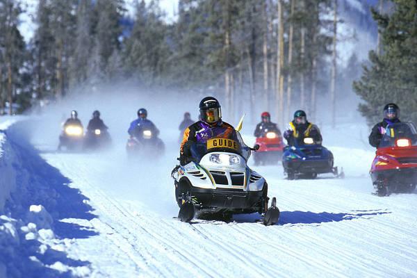 Deportes de nieve poco convencionales 7