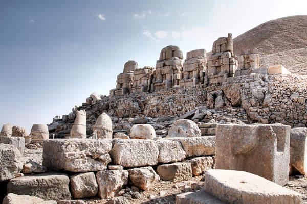 La cima del monte Nemrut, donde moraron los antiguos dioses 3