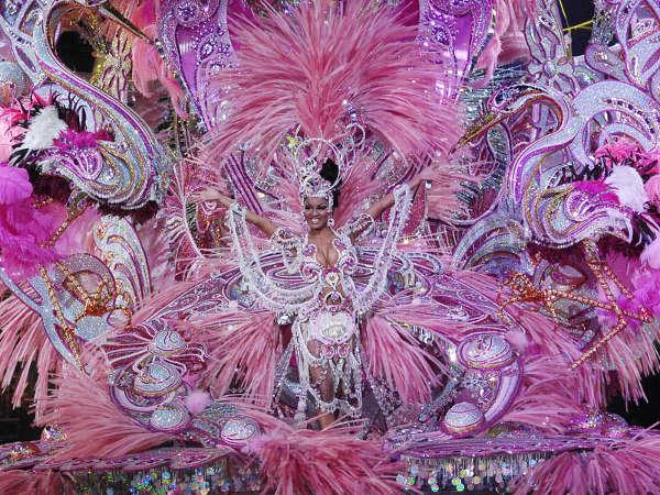 Disfrutar de los carnavales 2013... ¡En las Islas Canarias! 2