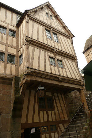 Saint-Michel, el monte de las mil leyendas 5