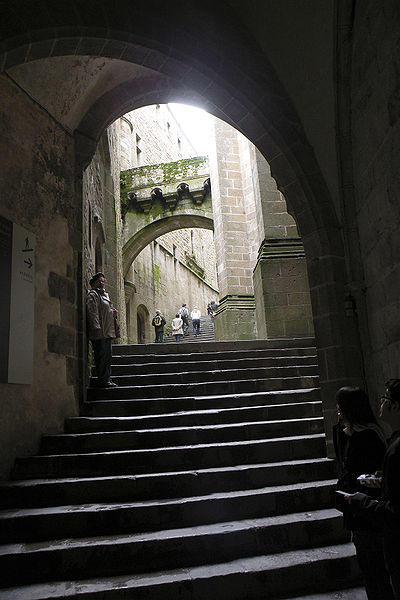 Saint-Michel, el monte de las mil leyendas 6
