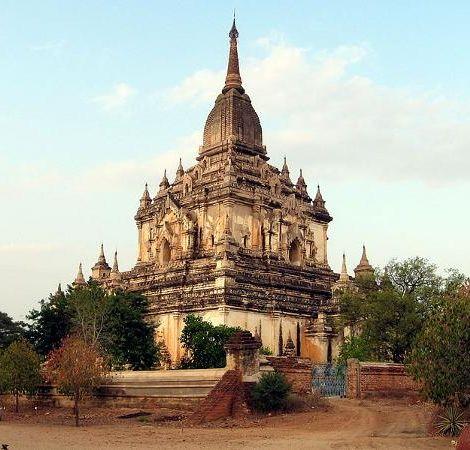 Los templos budistas de Bagan 6
