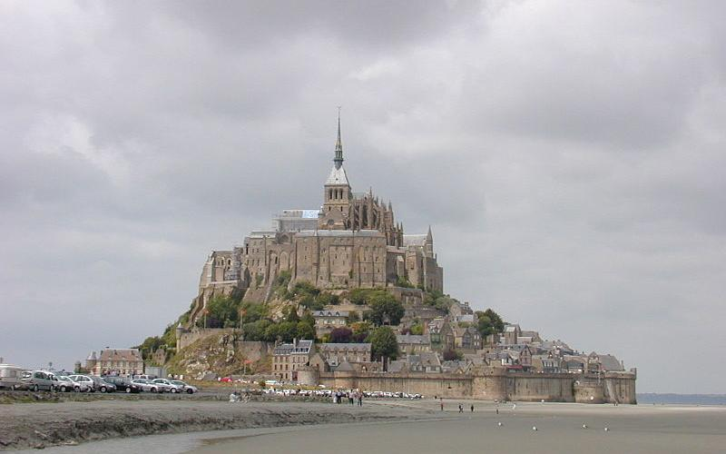 Saint-Michel, el monte de las mil leyendas 3