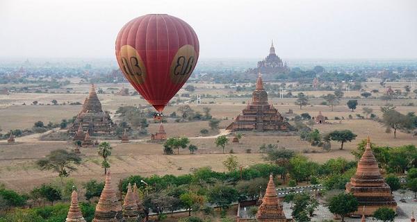 Los templos budistas de Bagan 8