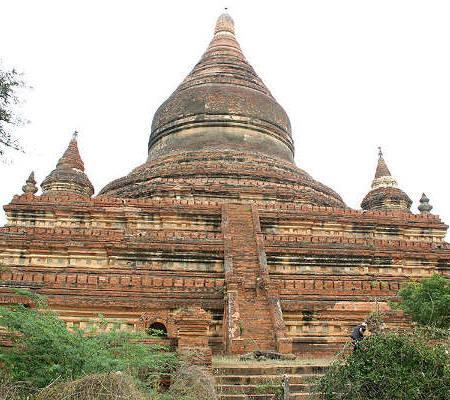 Los templos budistas de Bagan 7